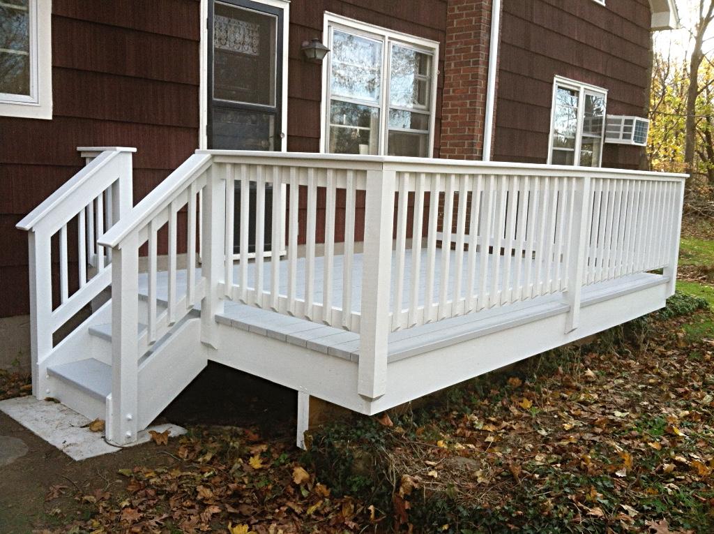 Deck Construction