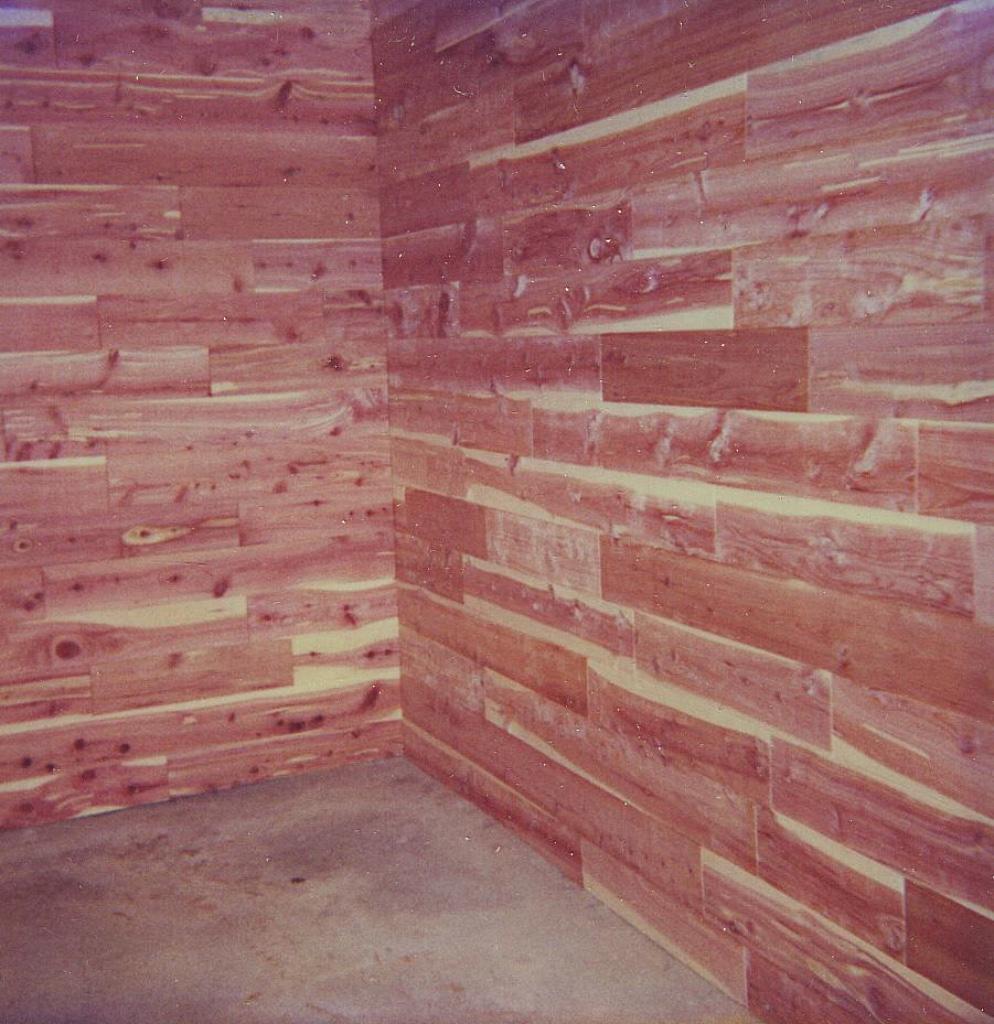Cedar Closet Lining 5