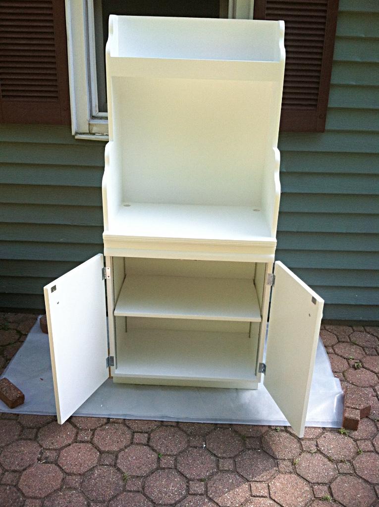 Custom Built Cabinet 2