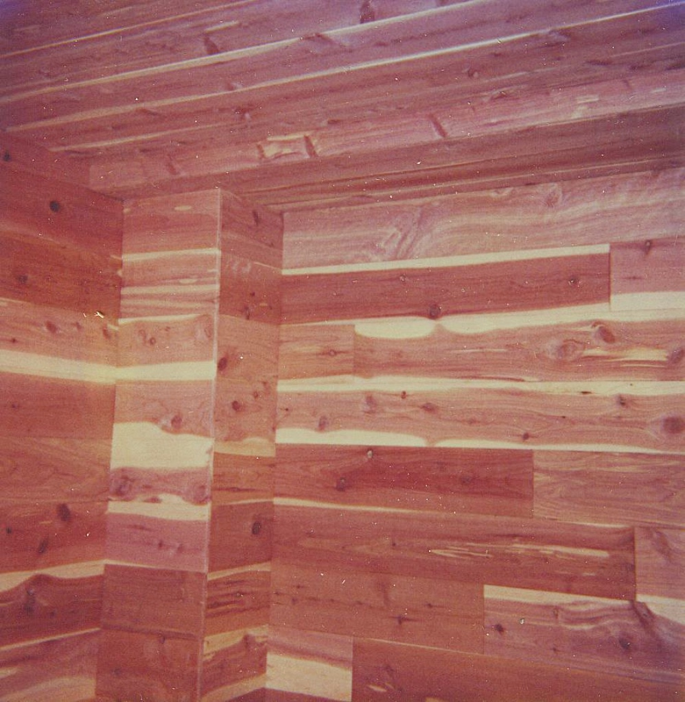 Cedar Closet Lining 2