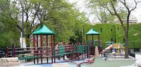 Fellger park Roscoe Village