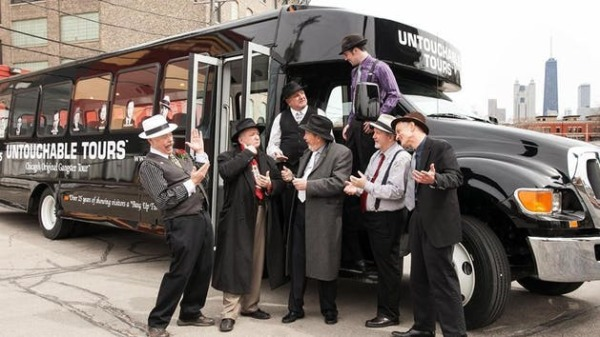 gangster tour guides in Chicago
