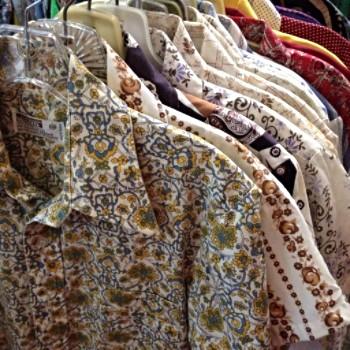 Shangri-La Vintage clothing in Roscoe Village