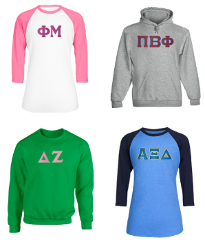 Reasons Why You Need To Consider Purchasing Custom-Made College Greek Products Online