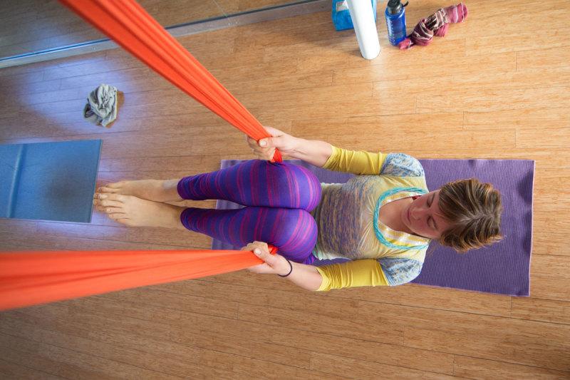 Top 10 Health Benefits of Aerial Yoga