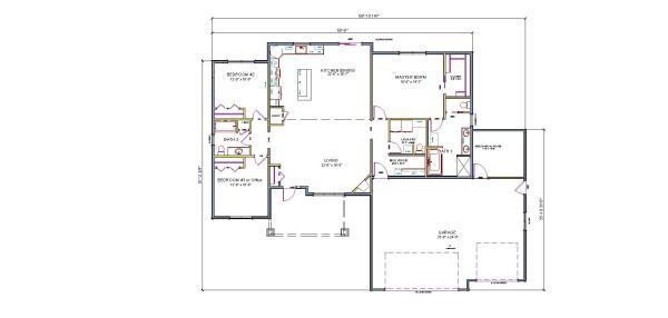 Fairbank House Plan