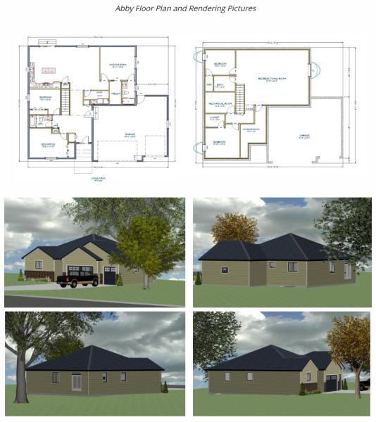 Abby House Plan