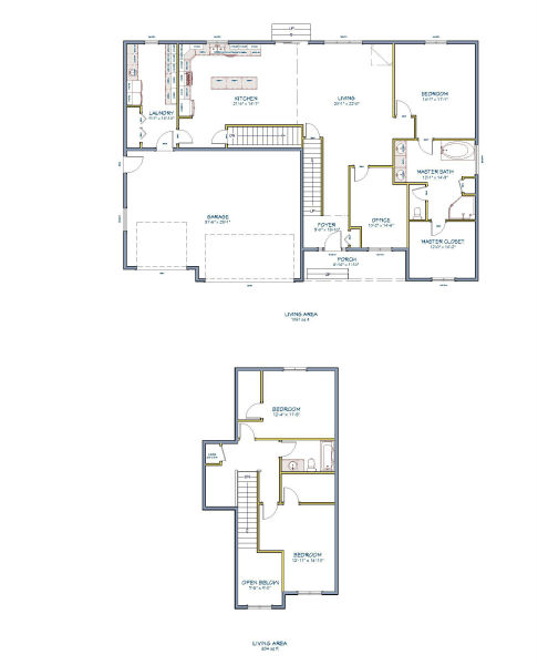 Gordon House Plan