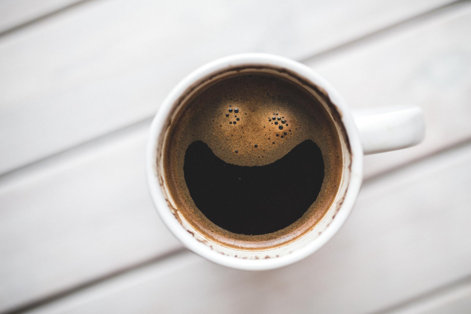 Coffee Is Black, Silence Is Golden - Self Care IRL