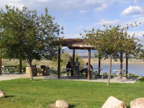 Yuba Reservoir & State Park
