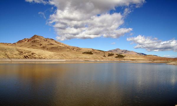 Minersville Reservoir