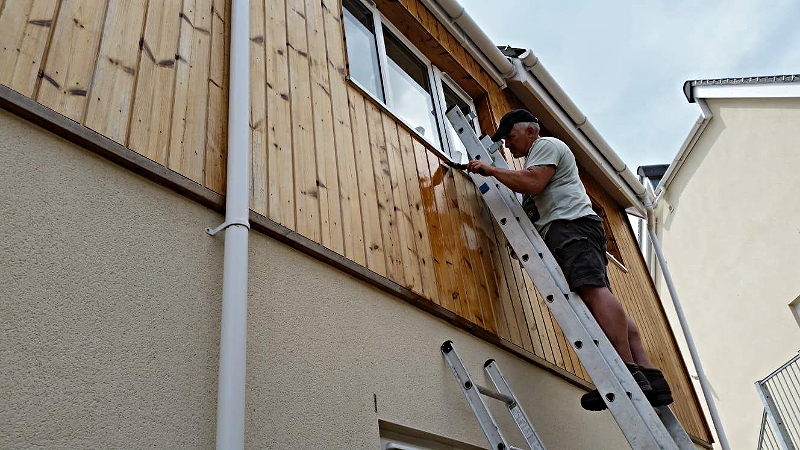 Commercial property maintanence