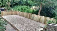 Timber Fence Installation