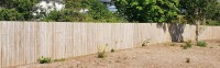 Installation of all types of Timber Fencing