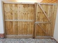 Timber Gate Installation Service