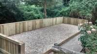 Garden Fence Installation