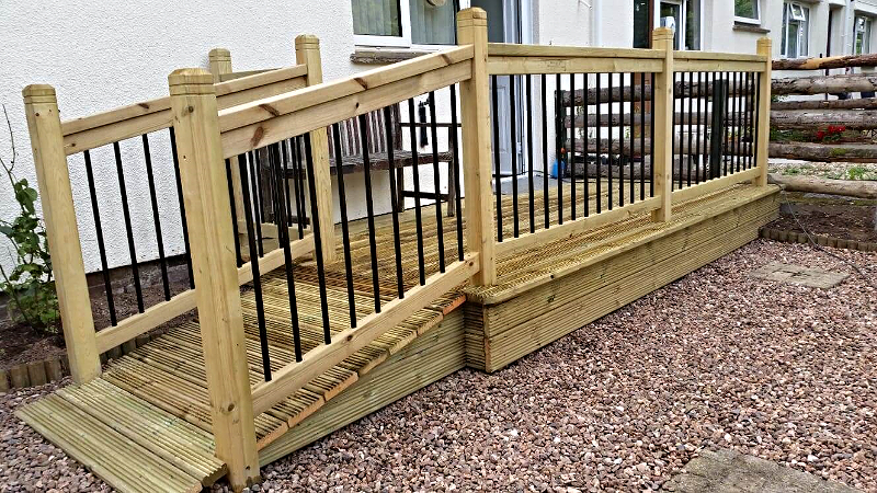 Timber and Fencing Services