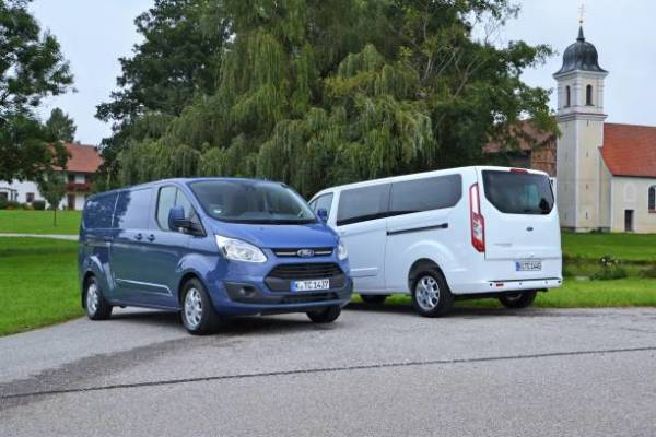 How to Choose the Best Ford Transit Custom
