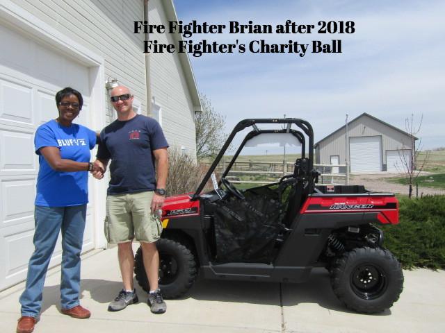 Firefighter Brian