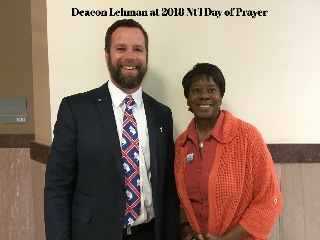 Deacon Lehman