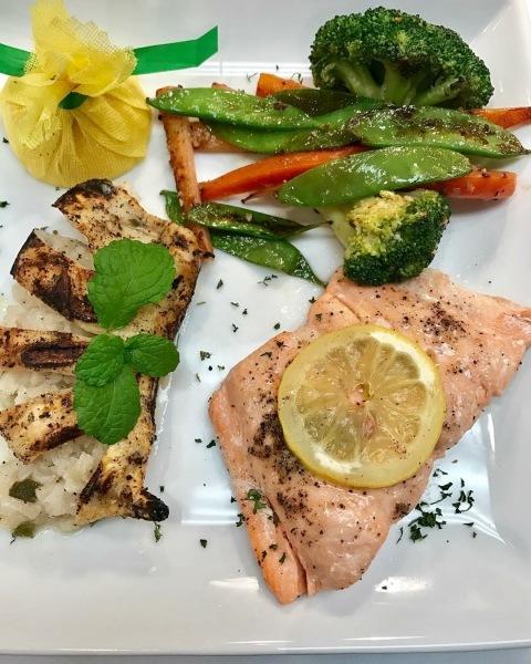 Salmon Specialty
