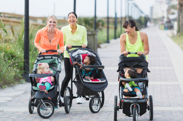 Finding the Best Double Jogging Strollers
