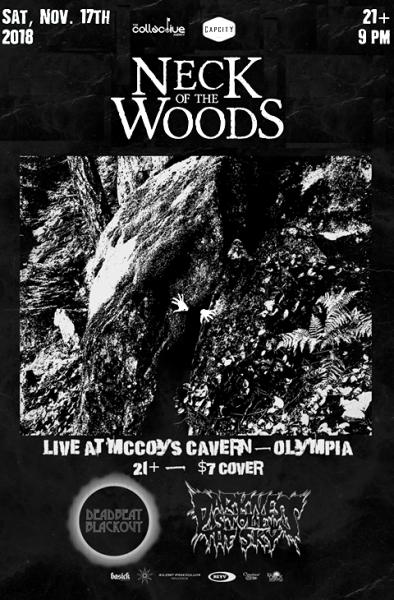 McCoy's Tavern - Olympia, WA. November 17, 2018