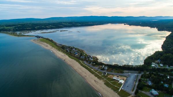Haldimand Beach, Gaspé, Québec
