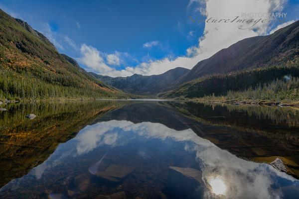Lac aux Américains - Parc national de la Gaspésie