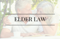 Elder Law page link