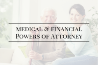 Financial and Medical Powers of Attorney page link
