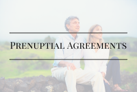 Prenuptial Agreements page link