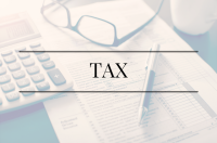 Tax page link