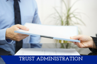 Trust Administration page link