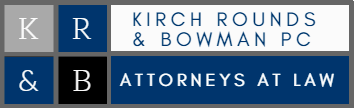 Kirch Rounds and Bowman Home page link.
