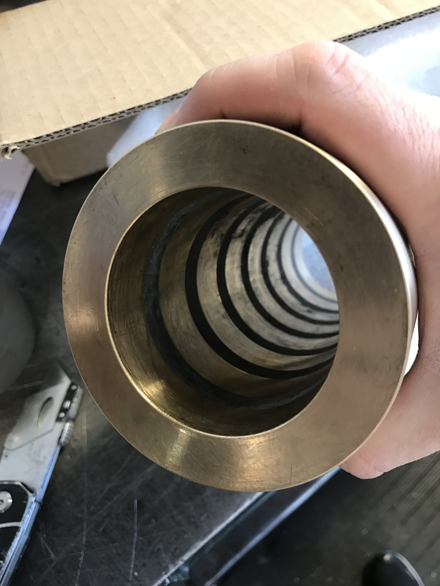 Custom Sleeve Bearing