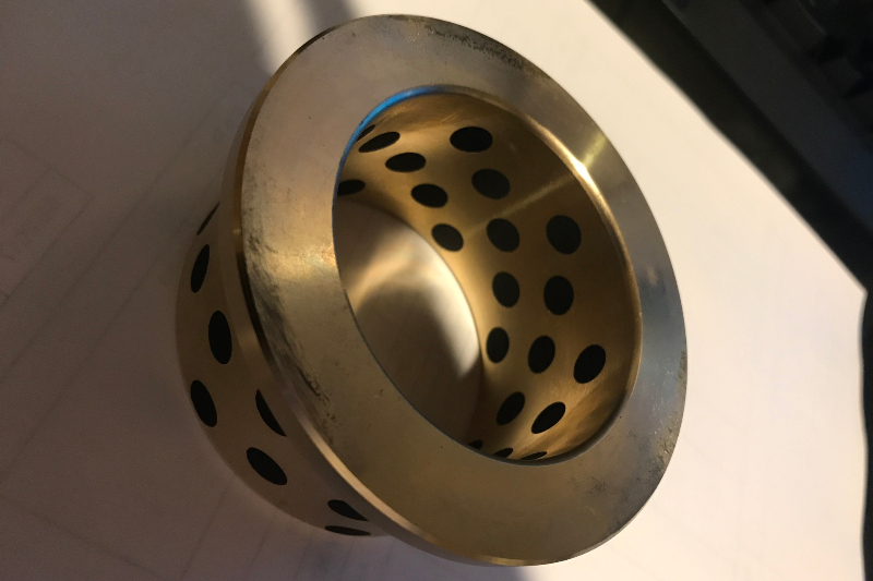 Custom Flange Bushing