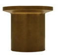 Sintered Bronze Flange Bearings