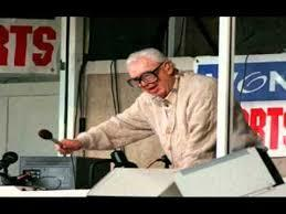 Harry Carey singing Take Me Out to the Ball Game