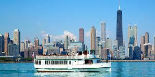 wendella boat tour in Chicago