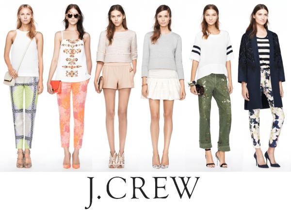 J.Crew Store Ad Chicago