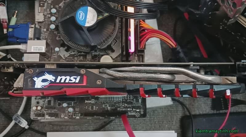 Cách up bios card màn hình Radeon RX 570 Gaming 4G ram Hynix