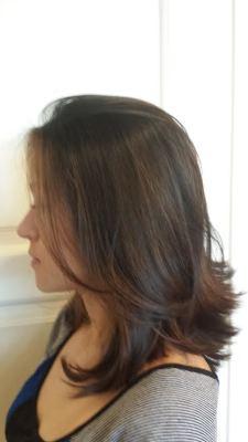 Hair done by Jessie S.