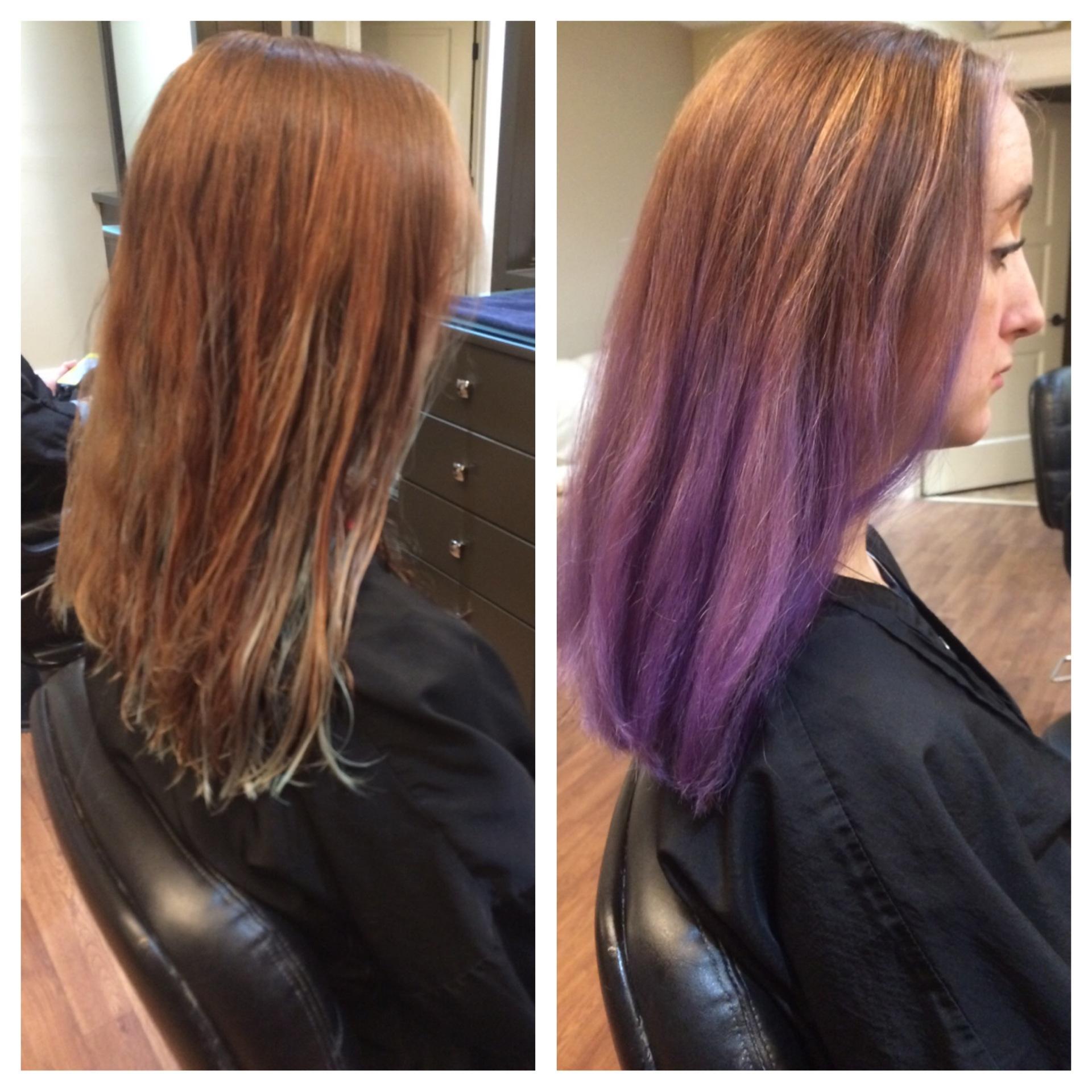 Hair by Sarah O.