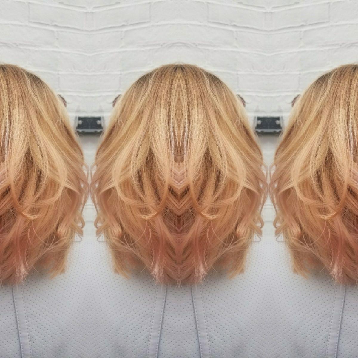 Hair done by Jessie & Sarah