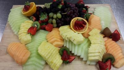 Healthy Start Fruit Platter