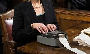 Get to Know the Basics of a Court Reporting Service