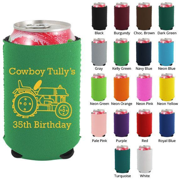 All You Need To Know About Custom Koozies