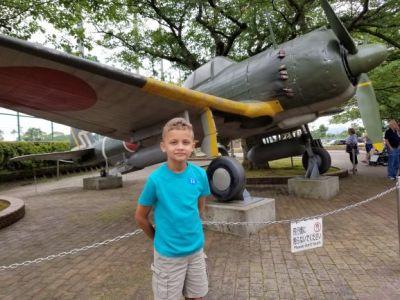 Kagoshima Japan - Chiran Kamikaze Museum and Samurai Gardens