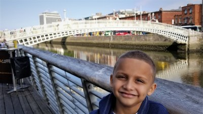 Dublin Ireland - 4 hours walking around city centre and Irish pubs